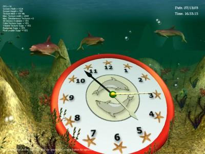3D Dolphins 2.8 screenshot