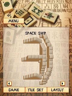 Amazing Mahjongg CE 1.3.2 screenshot