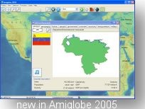 AMIGLOBE 2005 1.1 screenshot