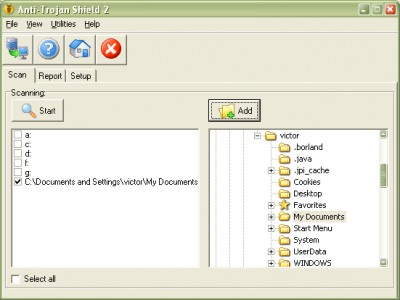 Anti-Trojan Shield 2.1.0.14 screenshot