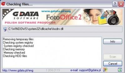 Anti...worm 1.011.0157 screenshot