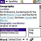 AW Geographical Atlas 3.0 screenshot
