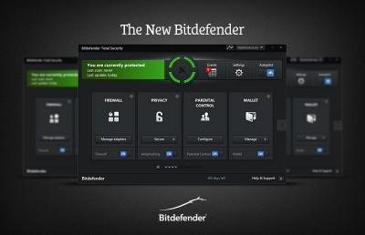 BitDefender Total Security 17.13.0 screenshot