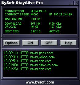 BySoft StayAlive Pro 3.1.5.190 screenshot