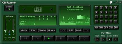 CD-Runner 2012.10 screenshot