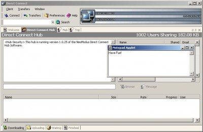 Direct Connect 2 2.2.0 screenshot