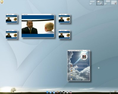 ELive 0.6 screenshot