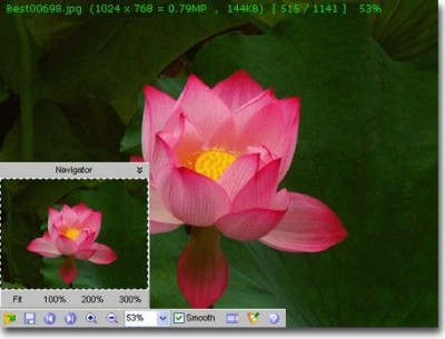 FastStone MaxView 2.1 screenshot