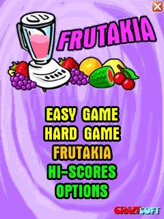 Frutakia 1.8 screenshot