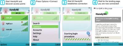 HandyWi 1.0 screenshot