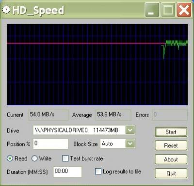 HD_Speed 1.5.3.64 screenshot