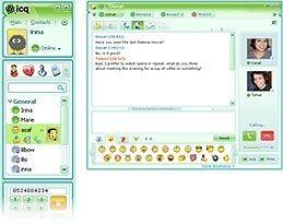 ICQ 6.0 build 6039 screenshot