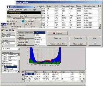 InternetPal 3.1.0.0 screenshot