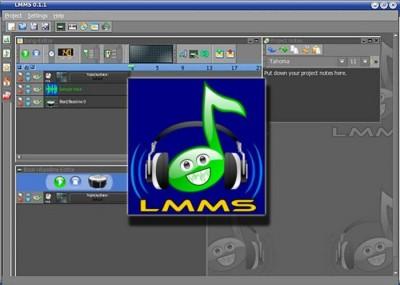 Linux MultiMedia Studio 0.2.1 screenshot