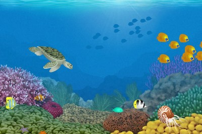 Living Coral 1.0 screenshot