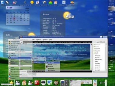 Mandriva Linux 2008 Final screenshot