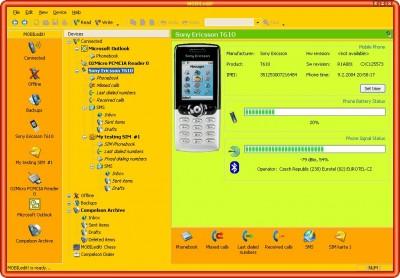MOBILedit! 1.99.0.5 rus screenshot