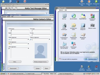 Nokia PC Suite 6.85 rel.14.1 screenshot