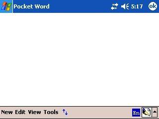 PenReader Pro 2005 screenshot