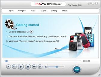Plato DVD Ripper 12.08.01 screenshot