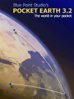 Pocket Earth 3.4 screenshot
