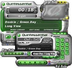 Quintessential Media Player 5.0.119 beta screenshot