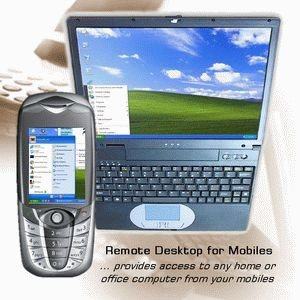 Remote Desktop for Mobiles 2.1 screenshot