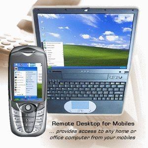 Remote Desktop for Mobiles 2.1 screenshot