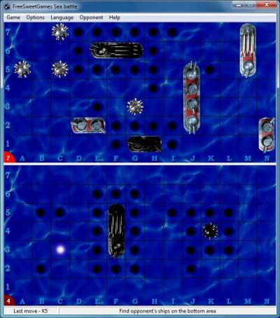 Sea Battle 1.3.7 screenshot
