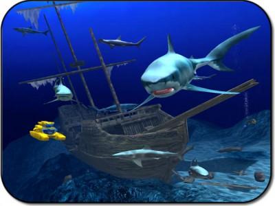 SharkVisions 2.0 screenshot