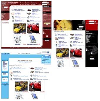 Shop-Script FREE screenshot