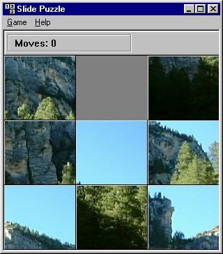 Slide Puzzle! 1.0 screenshot