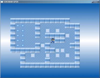 Sokoban 1.0 screenshot