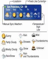 Sompy Weather beta screenshot