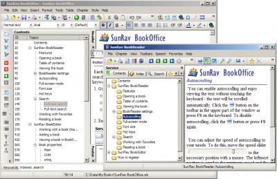 SunRav BookOffice 3.3 screenshot