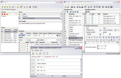 SunRav TestOfficePro 5.0 screenshot