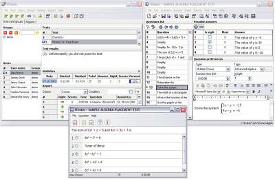 SunRav TestOfficePro 5.0 screenshot