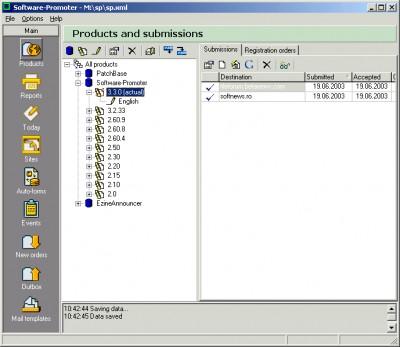 SVA 3.2.33 screenshot
