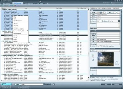 TagScanner 5.0.516 screenshot
