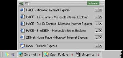 Taskbar Executive 1.20 screenshot