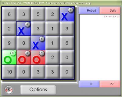Tic Tac Total 2.10 screenshot