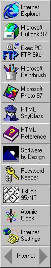 ToolBar 2000 7.1 screenshot