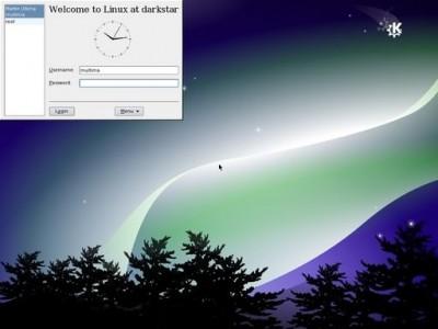 Ultima Linux 8.0.1 screenshot