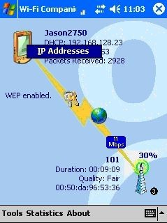 Wi-Fi Companion 2.10.4 screenshot