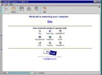 WinAudit 2.27 screenshot
