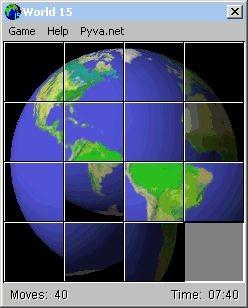 World 15 1.1 screenshot