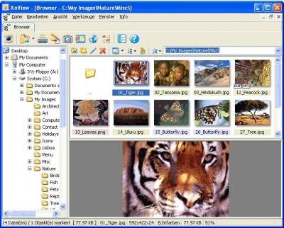 XNView Full 1.92 screenshot