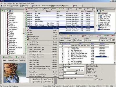 Zortam Mp3 Media Studio Standart 7.65 screenshot